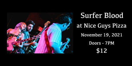 Surfer Blood at Nice Guys with Yr. Glow (Final Show) and Kyle Anne tickets