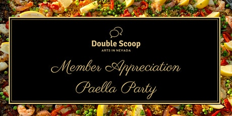 Members Appreciation Paella Party tickets