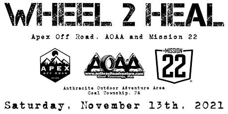 Wheel2Heal 2021 tickets