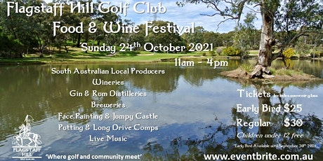 Food & Wine Festival tickets