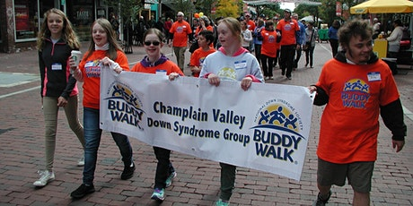 11th Annual Champlain Valley Buddy Walk tickets