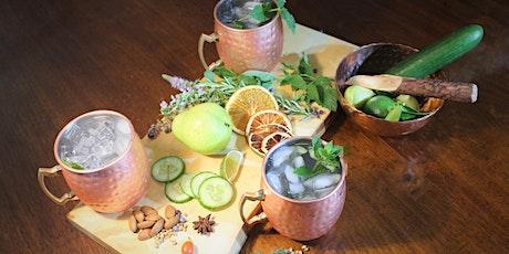 Gin Botanicals Crafternoon - Ladbroken Distilling Co. at Dirty Jane's tickets