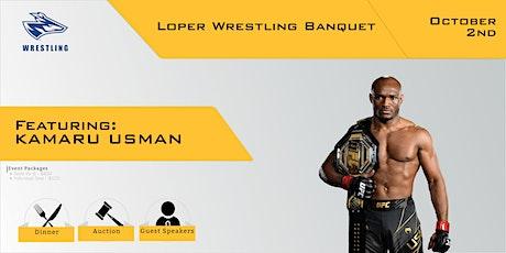 UNK Wrestling Banquet - Featuring Kamaru Usman tickets