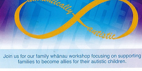 Autism - Free Family Training Day tickets