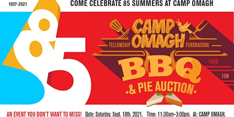 Family BBQ and Pie Auction! tickets