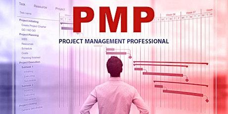 PMP Certification Training in Casper, WY tickets
