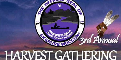3rd Annual Skarure Woccon Harvest Gathering 2021 tickets