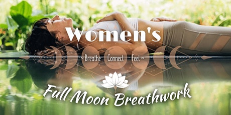 Women's Full Moon Breathwork tickets