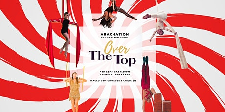Over The Top! tickets