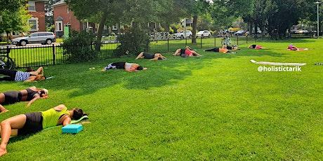 Park Yoga Toronto - Vinyasa/Yin Yoga with Tarik tickets