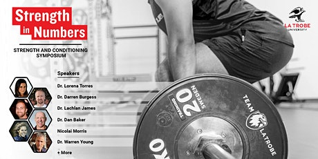 Strength in Numbers: A S&C Symposium by La Trobe University tickets