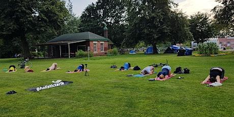 Park Yoga Toronto - Yin Yoga Outdoors with Tarik tickets
