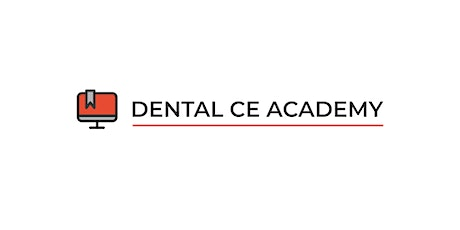 Free Dental CE Webinars Everyday - AGD PACE Recognized Provider tickets