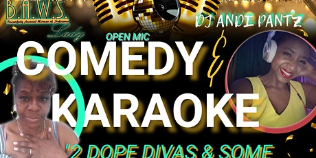COMEDY & KARAOKE @ WHO DAT Daiquiri spot!! FREE EVENT tickets
