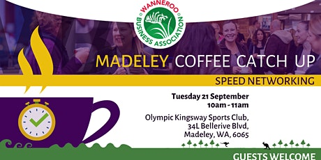 Business Networking Perth - Madeley tickets