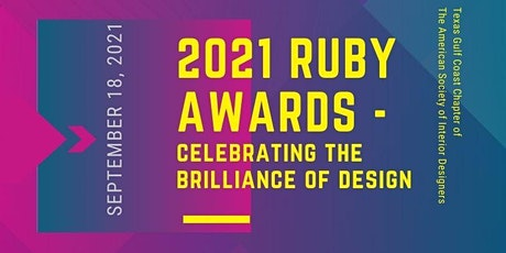 2021 Ruby Awards - Celebrating the Brilliance of Design tickets