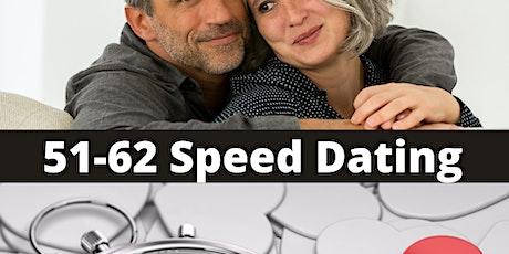 51-62  Fri-Yay Speed Dating tickets