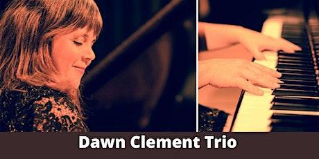 JazzVox House Concert: Dawn Clement Trio (Bainbridge) - In Person Event tickets