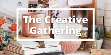 The Creative Gathering - Creative Workshop with Amanda Viviers + Lunch tickets