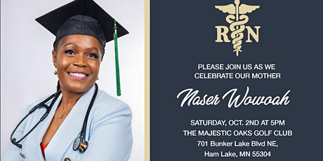 Graduation Celebration for Naser tickets