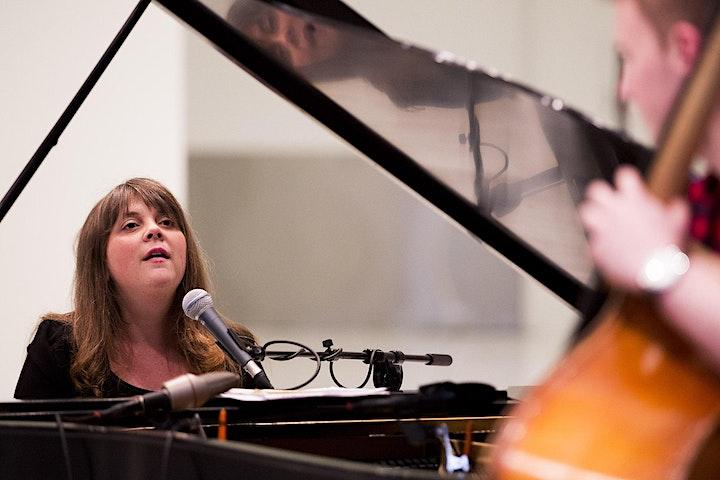 JazzVox House Concert: Dawn Clement Trio (Bainbridge) - In Person Event image