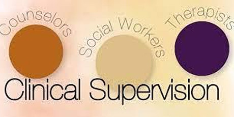 Supervision for Clinical Counsellors (ZOOM Group) with Shane Warren 90 min tickets