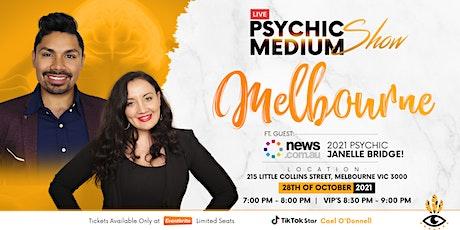 Psychic Medium Show ft TikTok Star Cael O'Donnell with Jannelle Bridge tickets