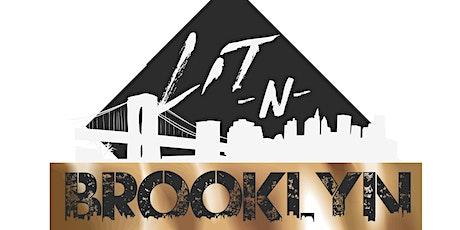 Lit-N-Brooklyn tickets