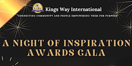 Night of Inspiration Awards Gala tickets