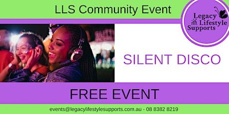 Free LLS Event - Silent Disco tickets