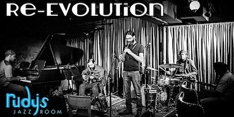 Re-Evolution tickets