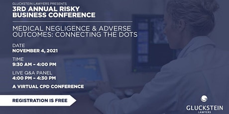 3rd Annual Risky Business Conference tickets