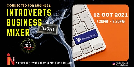 Introverts Business Mixer tickets