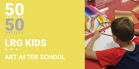 LRG KIDS: Art After School with Rodney Forbes tickets