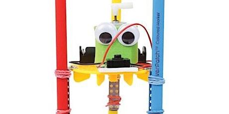 School Holiday Program: Scrawl Walk Robot: Ages 10+ tickets