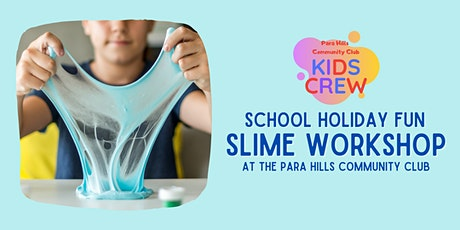 School  Holiday Slime Workshop tickets
