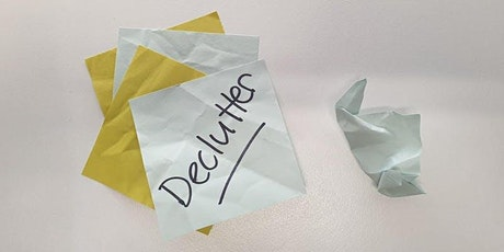 Decluttering Your House And Mind tickets