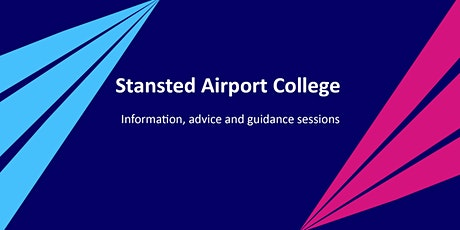 Information, advice and guidance + UCAS workshop tickets