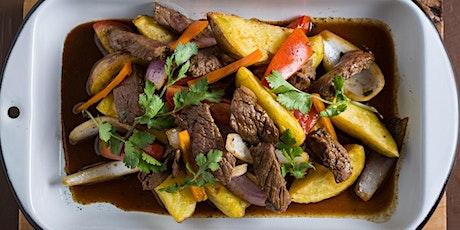 Culinary Trip to Peru - Cooking Class tickets