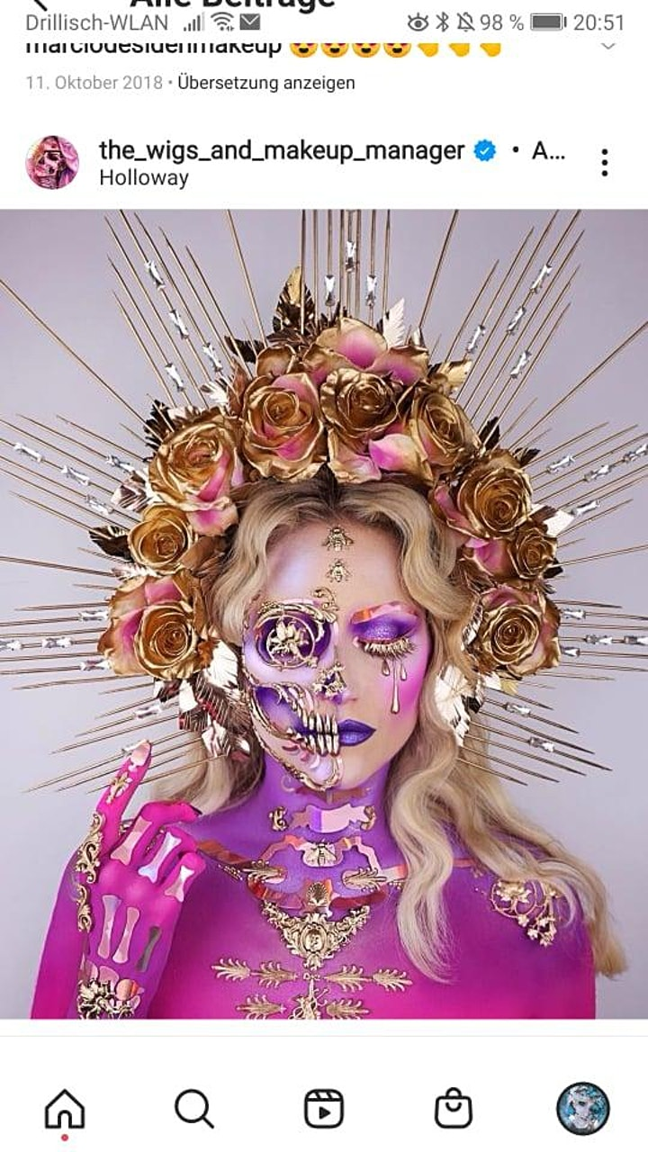 Costume Design goes HalloweenStyle: Bild