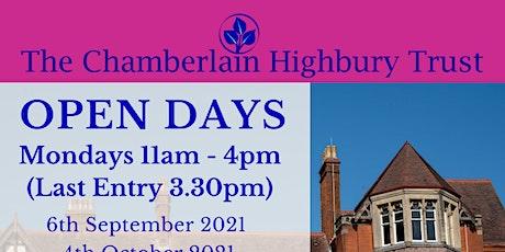 Highbury Mansion Tour tickets