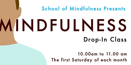 Mindfulness Drop-In Class (6th November 2021) tickets