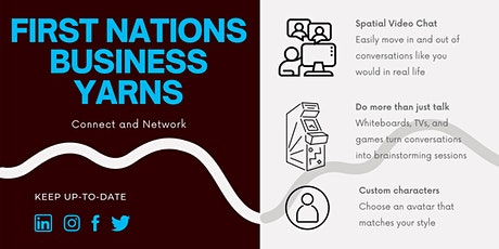 First Nations Business Yarns tickets