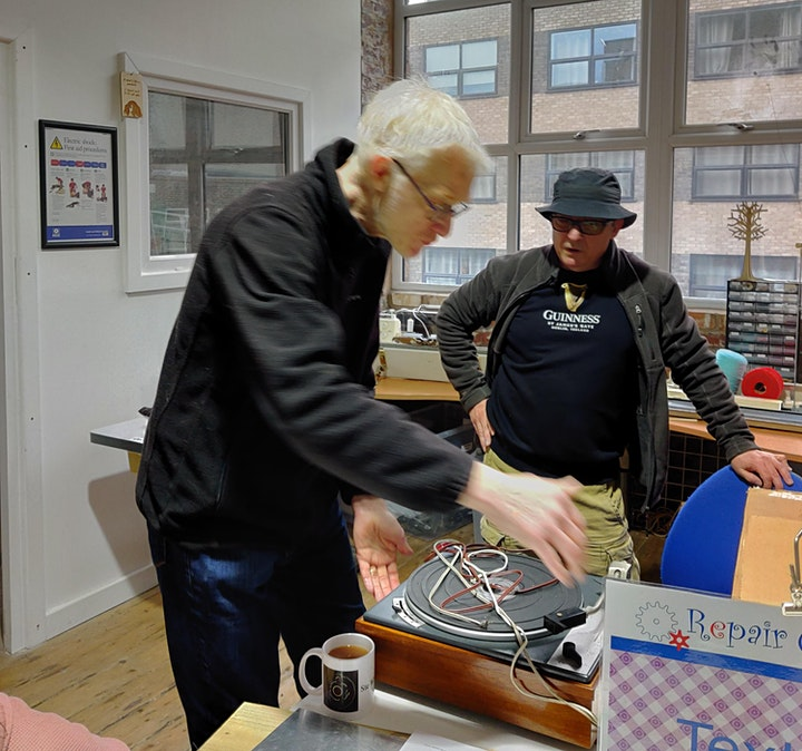 Repair Cafe at DoES Liverpool image