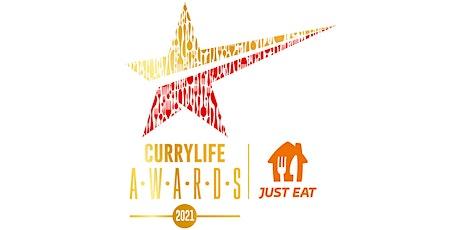 CURRYLIFE AWARDS & GALA DINNER 2021 tickets