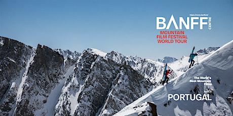 Banff Portugal 2021 bilhetes