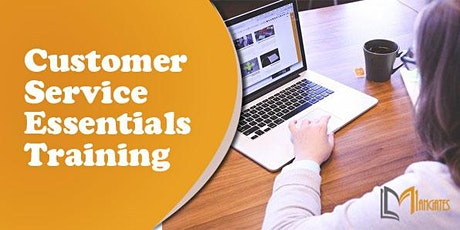 Customer Service Essentials 1 Day Virtual Live Training in Kitchener tickets