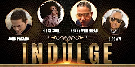 STRICTLY SOPHISTICATED PRESENTS- INDULGE SATURDAY 16TH OCTOBER 2021 tickets
