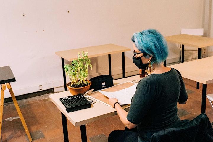 Meditatief planten tekenen november image
