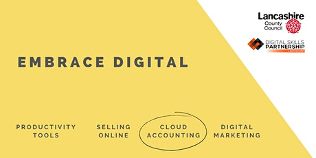Get Started with QuickBooks Online | Embrace Digital (Lancashire) tickets